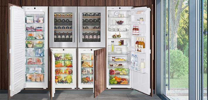 Холодильники LIEBHERR — преимущества знаменитого бренда