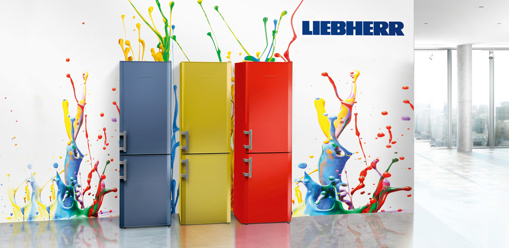 Холодильники Liebherr из серии ColourLine